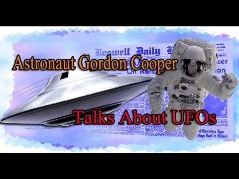 Astronaut Gordon Cooper Admits and talks...