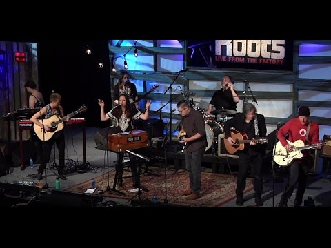 HuDost- Inland w Dan Haseltine (Jars of Clay) & Marty Willson-Piper- Music City Roots