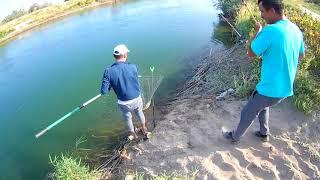 Рыбалка в Казахстане - Канал-Акколь 02.09.2017 г.