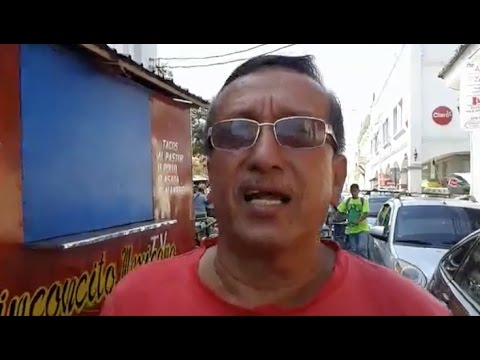 Taxistas protestan en León contra los ilegales y las caponeras