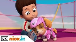 Paw Patrol | Pups Save Floating Friends | Nick Jr. UK