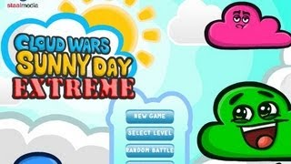Cloud Wars Sunny Day Extreme Level1-15 Walkthrough