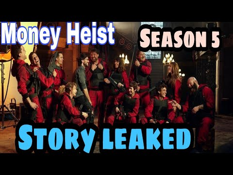 Leaked Money Heist Season 5 Story In Tamil 🔥🔥🔥