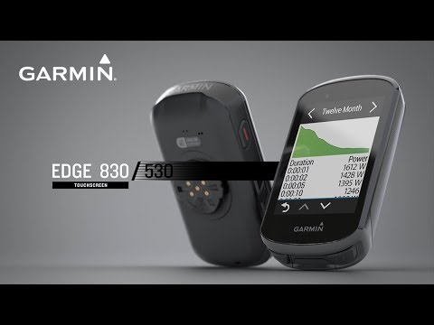 Edge 530 And Edge 830: Breakaway From Your Limits