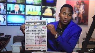 LIVE MAGAZETI: Uchunguzi mkubwa mali za VIGOGO, Serikali kuwasaidia wenye wake wawili