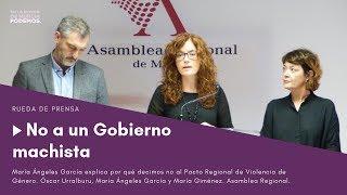 ¿Por qué decimos NO al Pacto Regional contra la Violencia de Género?