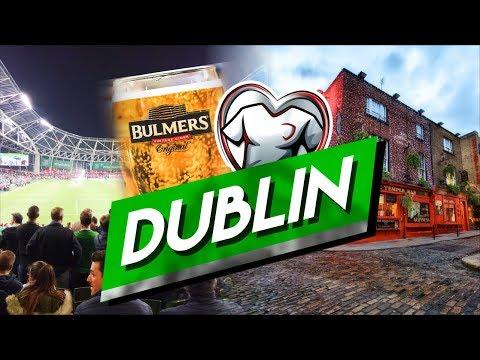 Kurztrip Dublin - 2018 World Cup Play-Offs | November 2017