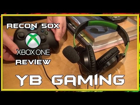 Xbox One Recon 50X By Turtle Beach - Full Review - YB Gaming