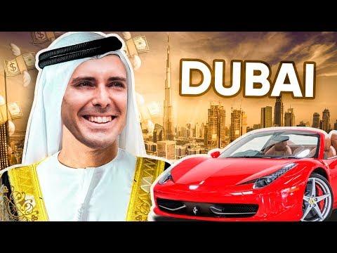 DUBAI  - LA CIUDAD MÁS LUJOSA DEL MUNDO