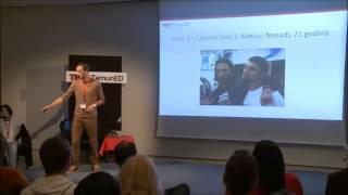 Priča o jednoj ideji | Uroš Banješević | TEDxZemunED