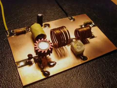 1W FM Amplifier Circuit (Boost Low Power Transmitters)
