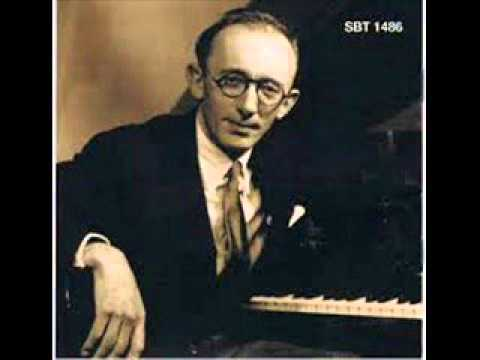 Clifford Curzon plays Brahms Concerto No. 2 in B flat major Op. 83