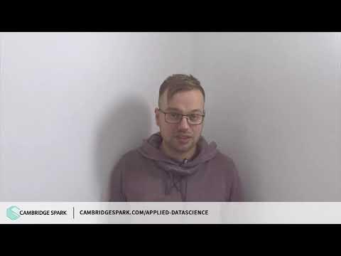 Applied Data Science: weekend six recap with Dmitriy Podkopaev