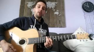 Proper Gypsy Jazz Chords to Minor swing