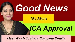 No ICA Approval Required From 11 August   ICA Approval For UAE   Mamta Sachdeva