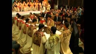 Armenian St. James Church In Jerusalem - My heart trembles (Sirt Im Sasani)