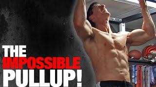 the impossible pullup can you do one