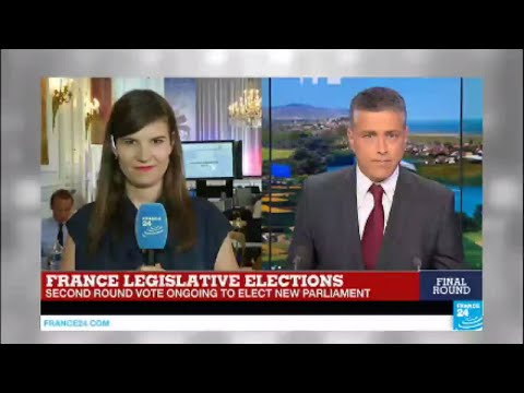 France Legislative Election: Record low turnout expected