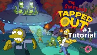 The Simpsons: Tapped Out - Gameplay Tutorial