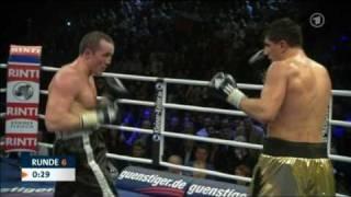 Marco Huck gegen Denis Lebedev -- WM Boxen