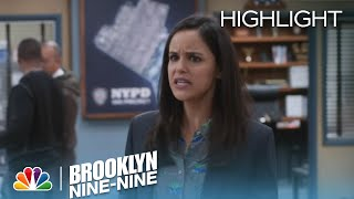 Gina Pours A Drink On Charles' Pants | Season 2 Ep. 14 | BROOKLYN NINE-NINE