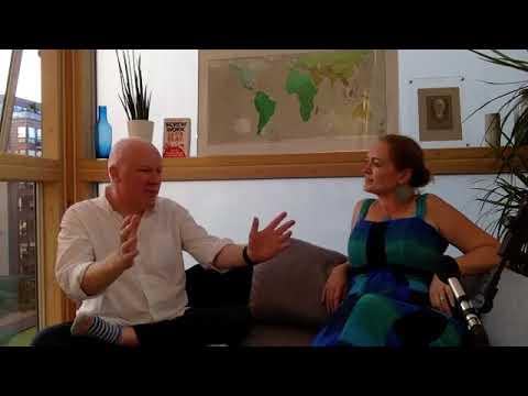 Flirting expert Jean Smith with John Williams for The Love Challenge (NEW AUDIO)