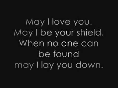 May I - Trading Yesterday (lyrics)