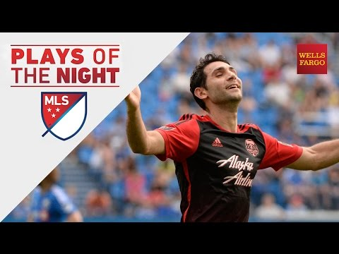 Valeri makes his comeback and Vancouver runs rampant in Week 10   Plays of the Night