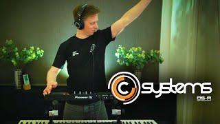 C-SYSTEMS (@Digital Society Recordings 400) ▼ TRANSMISSION LIVE