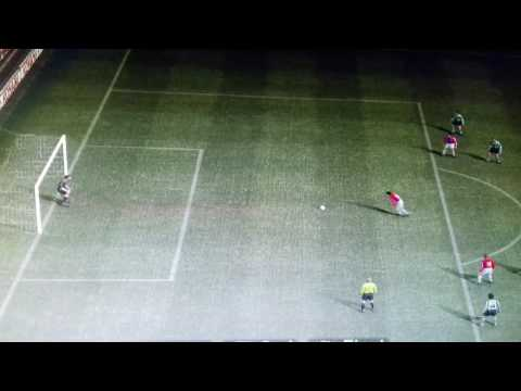 Penal de ortigoza vs sporting losboa copa pda 2007