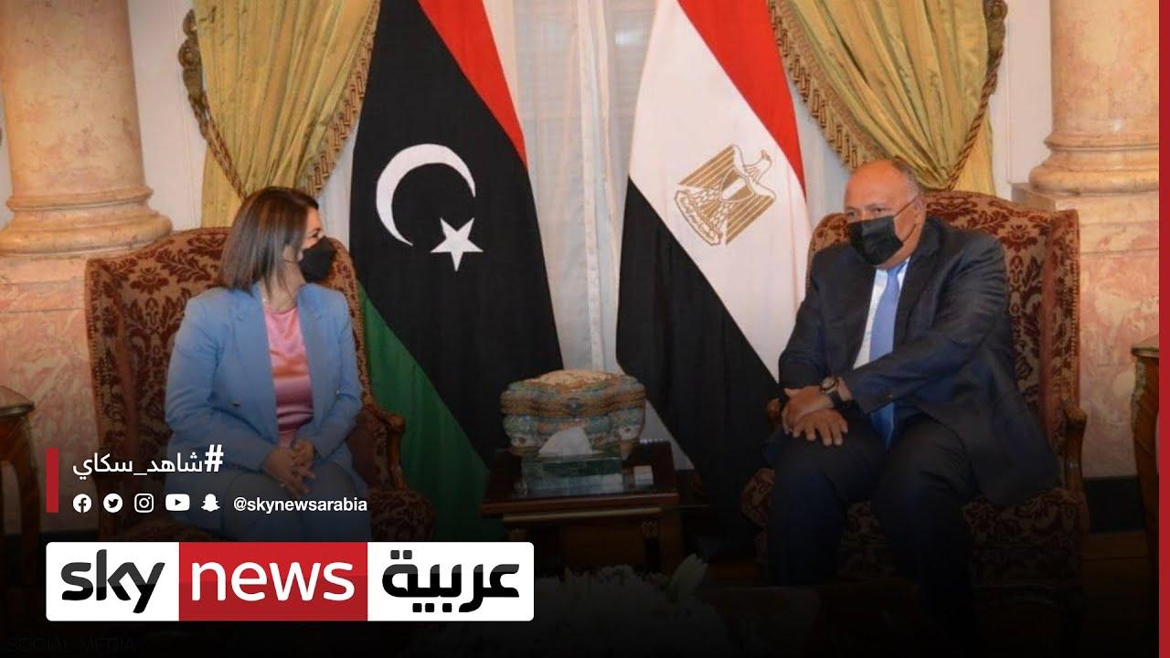 مصر وليبيا: اتفاق مصري ليبي على خروج المقاتلين الأجانب من ليبيا| #مراسلو_سكاي  - نشر قبل 5 ساعة