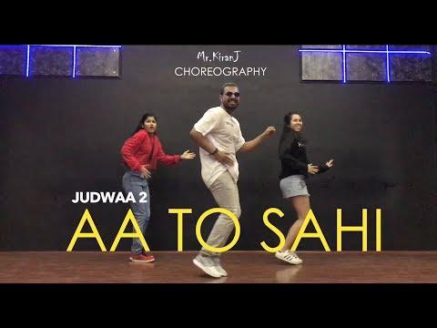 Aa To Sahi | Judwaa 2 | Kiran J | DancePeople Studios
