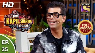 The Kapil Sharma Show Season 2-दी कपिल शर्मा शो सीज़न 2-Ep 35 - Karan Johar And Kajol-27th April,2019