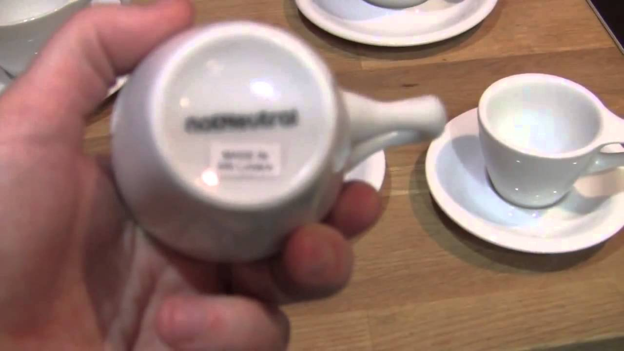 Crew Review: NotNeutral Lino Cups - YouTube