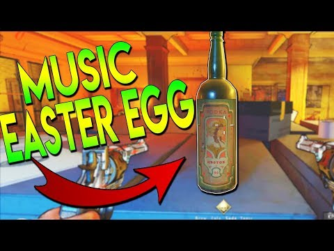 BO4 *Classified Music Easter Egg* - Black Ops 4 Zombies