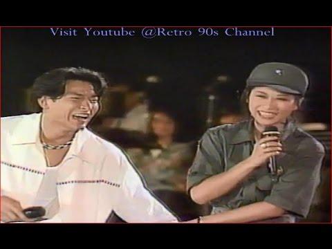 Sally Yeh Sally Yip 葉蒨文 & Andy Lau 劉德華 1993 世紀經典男女對唱 - 結束