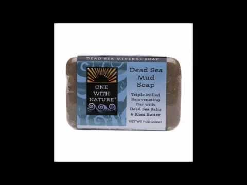 One With Nature Dead Sea Mineral Soap
