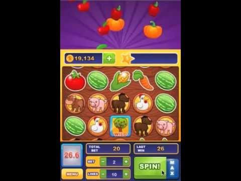 Slots Frenzy (HD) - Universial iOS Slot Machine Game