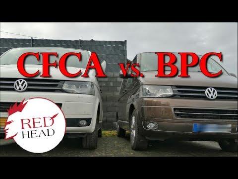 Motorschäden Im Vergleich Der VW T5 - T6 CFCA Vs. BPC/AXE | Redhead