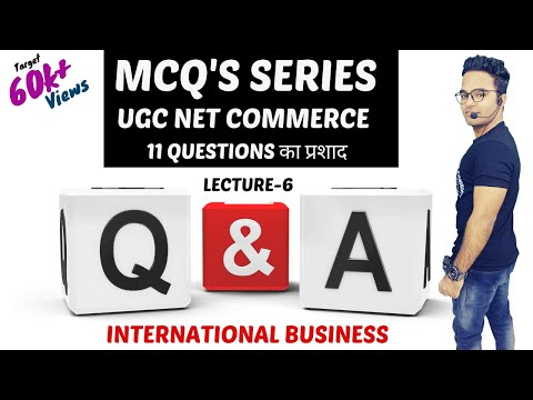 lecture-6-||-mcq's-series---ugc-net-commerce-||-ugc/nta-net-most-expected-mcq-(unit-1-ib)||