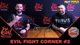 Evil Fight Corner #2 - LIVE: Daniel Omielańczuk przed galą ACA 92