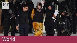 Kim Jong Nam trial: judge tells women's lawyers to mount defence thumbnail