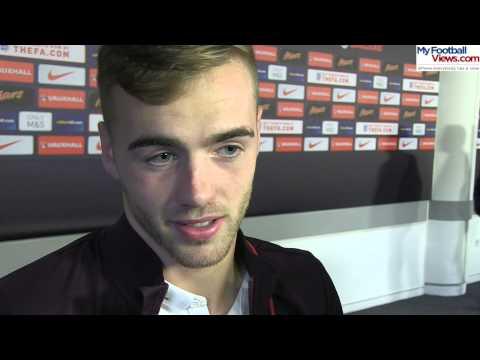 Calum Chambers MFV post England v San Marino   9 10 2014