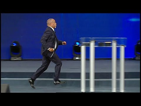 """""""Running With The Horses"""" Pastor John K. Jenkins Sr. at The Potter's House (Very Powerful Word)"""