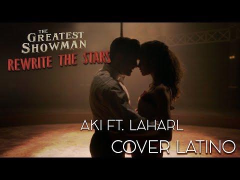 【Laharl | Aki】 Rewrite The Stars 【Cover En Español】