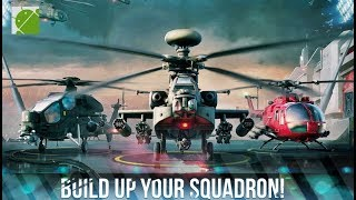 Modern War Choppers: Wargame Shooter PvP Warfare - Android Gameplay FHD