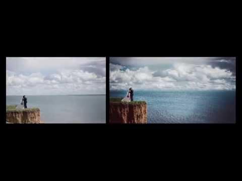 До и после - Обработка фотографий!