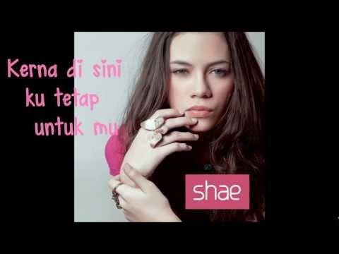 Shae - Sayang (lirik)