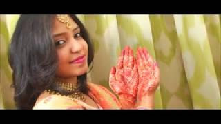 Lovely Engagement Story Highlights [Sujith + Meghana]- Nethra Hari Photography
