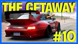 Need for Speed HEAT Let's Play : The Getaway!! (Part 10)